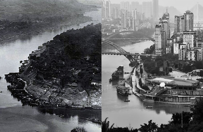 PHOTOS: How China Has Changed in 100 Years