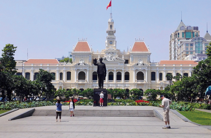 Secrets of Saigon: Traveling in a Land of Hospitality