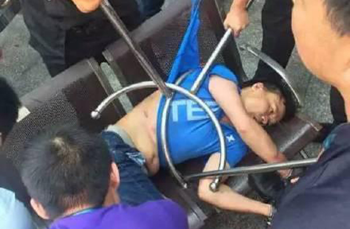Knife Attack at Shenzhen Bus Station Injures 7