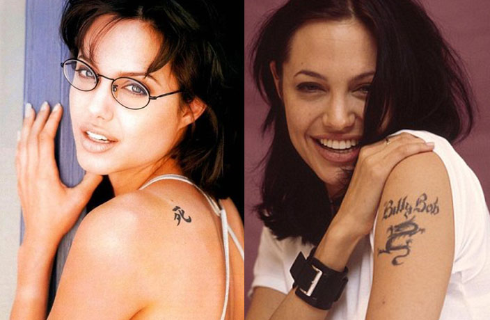 26 Famous Celebs With Chinese Tattoos Thatsmags Com