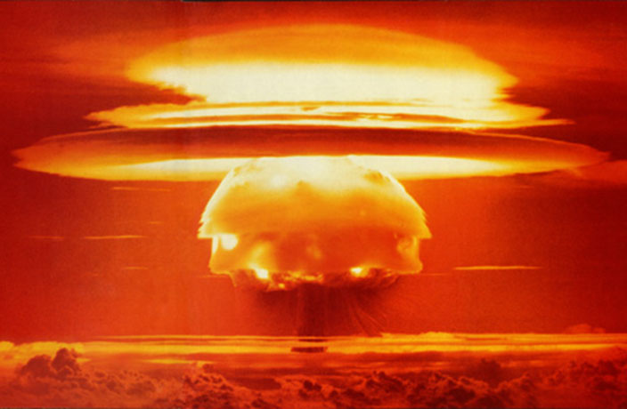 This Day in History: China Develops the Hydrogen Bomb