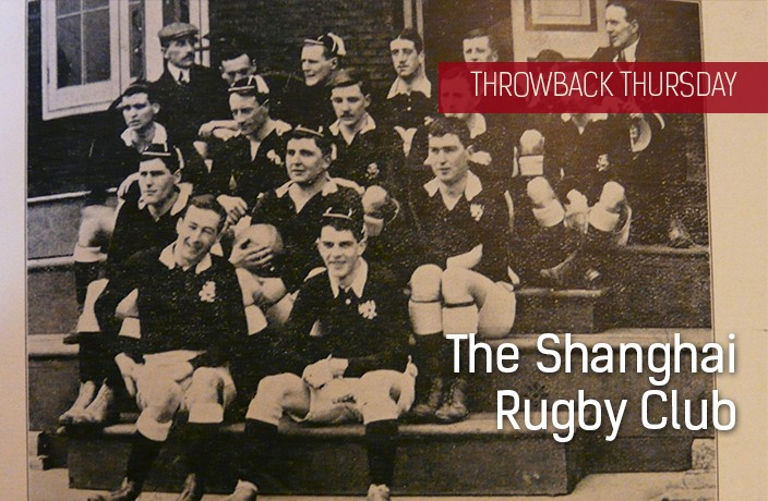 #TBT: The Founding of the Shanghai Rugby Club