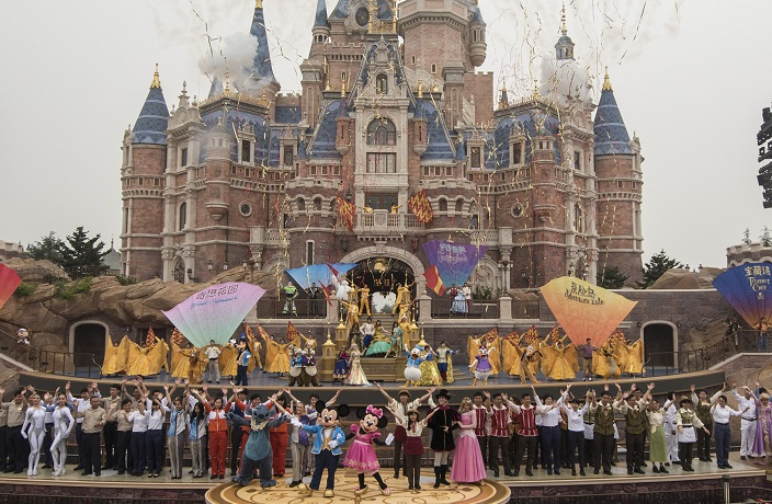 Is Shanghai Disney a Game Changer?