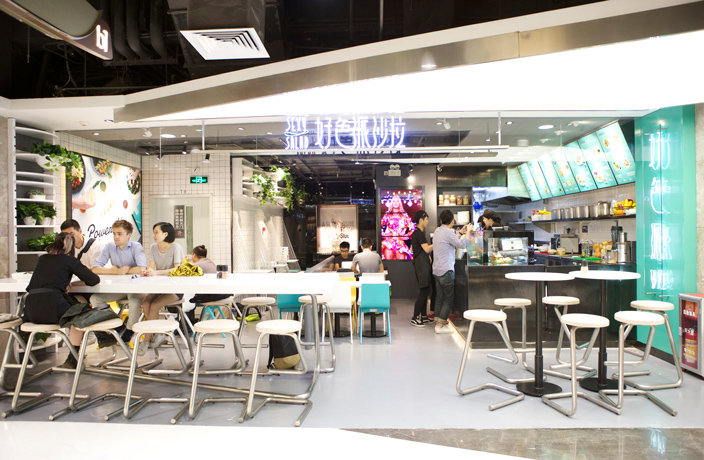 New Restaurant: Sexy Salad – That's Guangzhou