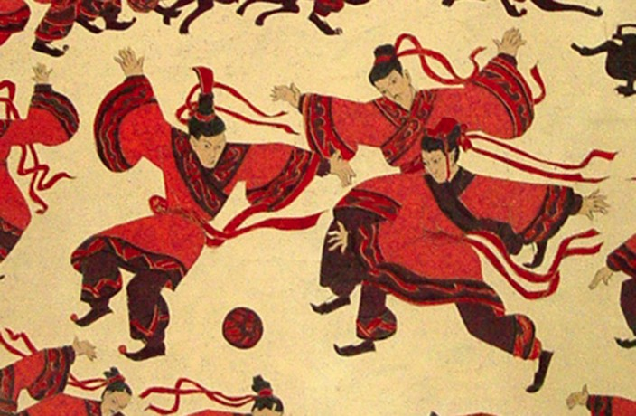 #TBT: How China Invented Every Sport EVER