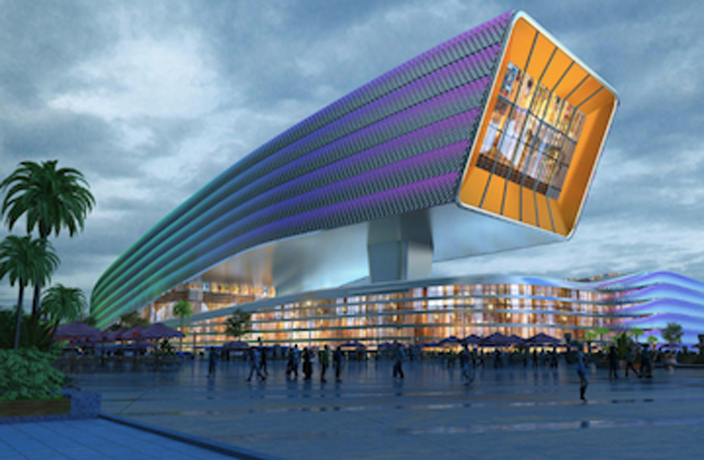Guangzhou S Indoor Ski Complex Raises The Roof That S