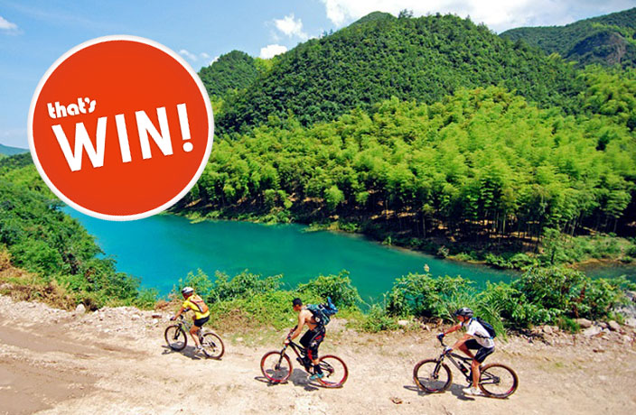 WIN! RMB500 Ok, Deal! Travel Voucher for October Holiday