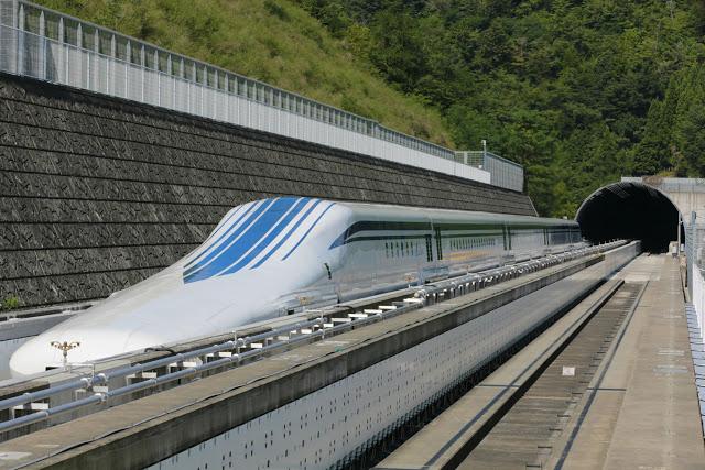 Maglev in Japan