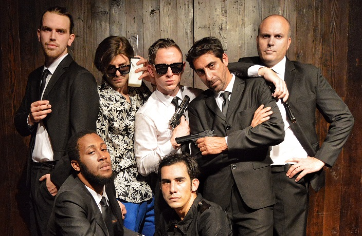 Reservoir Dogs Comes to the Stage
