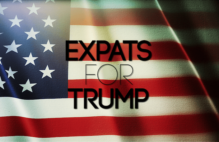 WATCH: 'Expats for Trump' Fake Campaign Ad on US Voters Living Abroad