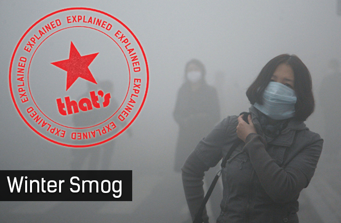 Explainer: Why Winter is the Most Polluted Time of Year in China