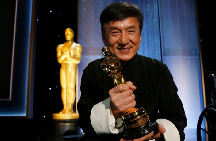 Jackie Chan Finally Wins Oscar After 200 Films, 56 Years in Movie Biz