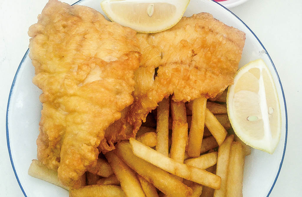 Mifan or mafan tony 39 s fish and chips that s beijing for Wave fish and chips