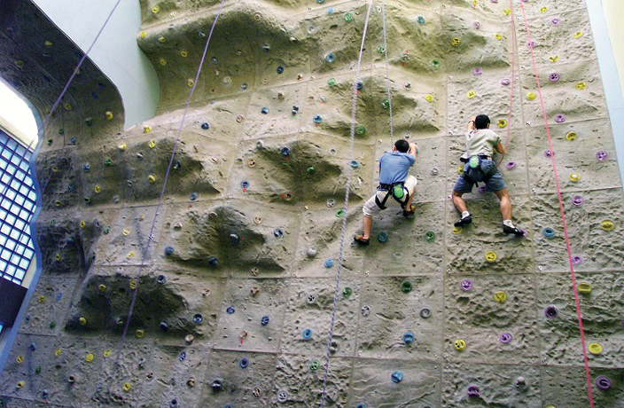 5 Rad Climbing Gyms In The Prd That S Shenzhen