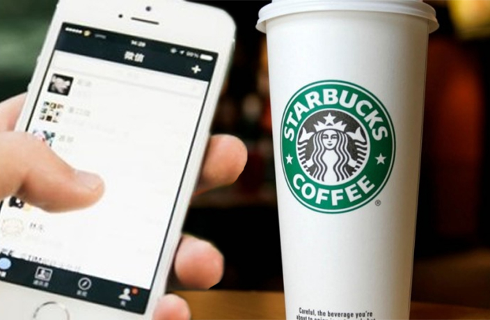 You Can Now Send Starbucks Drinks Over WeChat