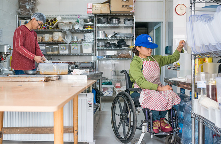 This Bakery is Offering New Hope to China's Disabled Orphans