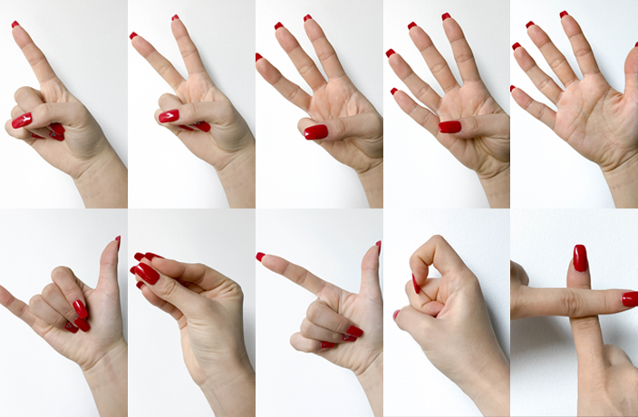 A Complete Guide to Chinese Number Hand Gestures