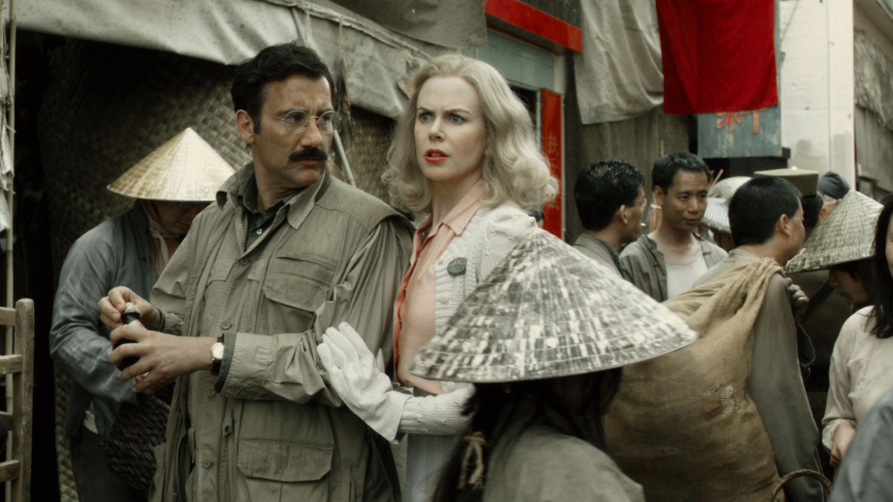 Hemingway and Gellhorn in China