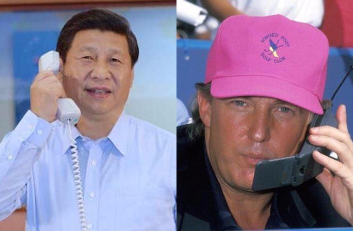 Trump Won't Stop 'Pestering' Xi Jinping with Phone Calls
