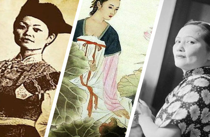 9 Badass Women in Chinese History