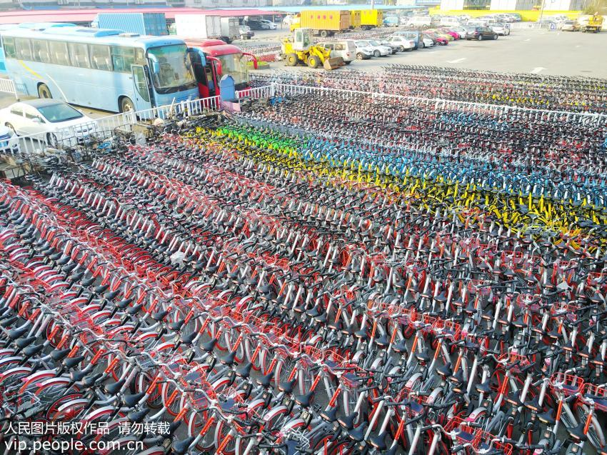 Shanghai Bike Share Graveyard