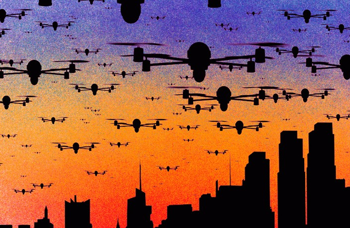 Shanghai's First Anti-Drone System Proves Successful