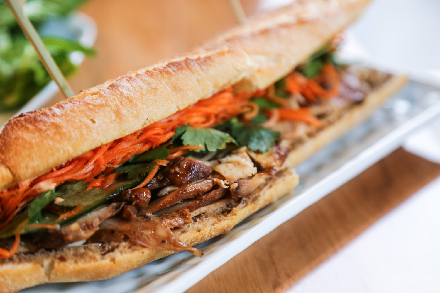 Shanghai's Best Meat Sandwiches