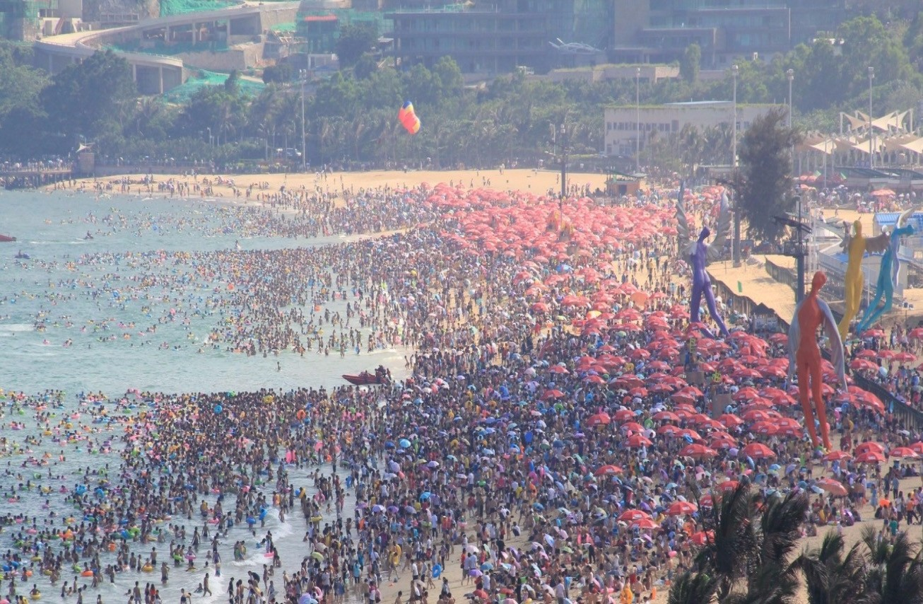 Popular Shenzhen Beach To Require RSVP For Entry – That's