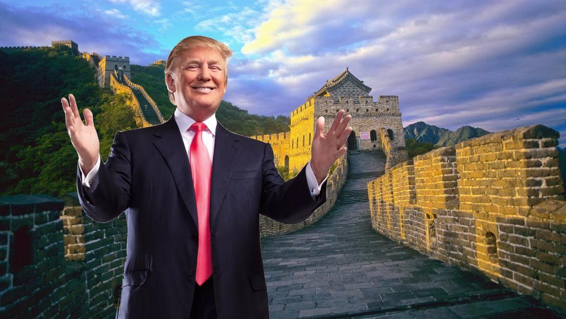 Donald Trump Great Wall