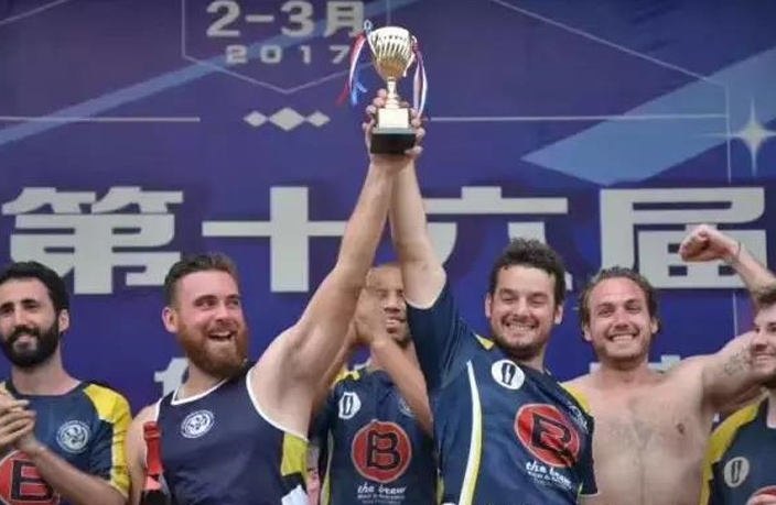 Guangzhou, Shenzhen Rugby Teams Hit the Road for Playoff Action