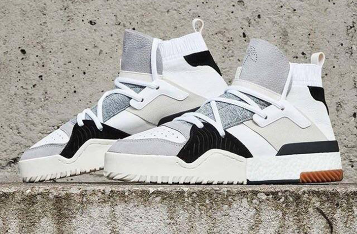 Adidas & Alexander Wang 80s-Style Sneakers Debut in China