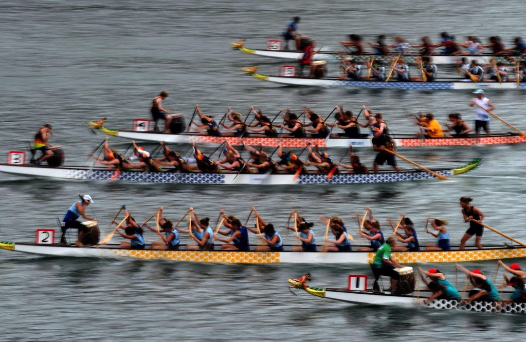 Where to Watch Dragon Boat Races in Guangdong
