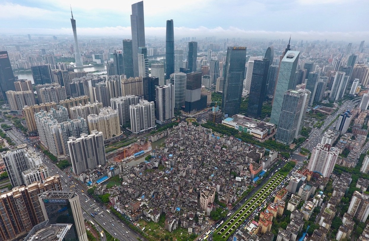 The Fall of Guangdong's Urban Villages, Migrants' Last Refuge