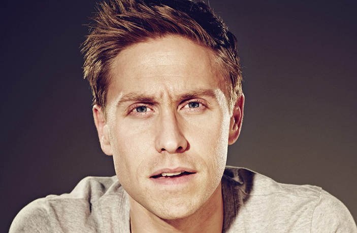 Comedy Megastar Russell Howard Coming To Shanghai