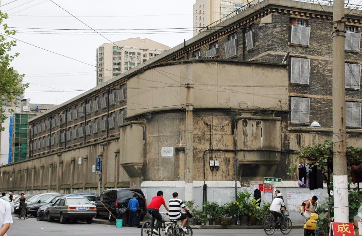This Day in History: Shanghai's Ward Road Jail/Tilanqiao Prison Opens