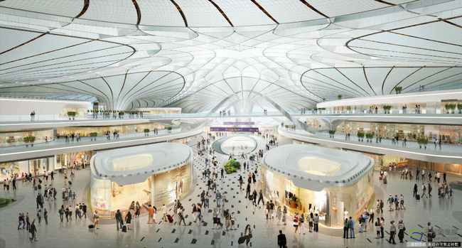 Beijing S New Airport Will Be The Biggest In The World