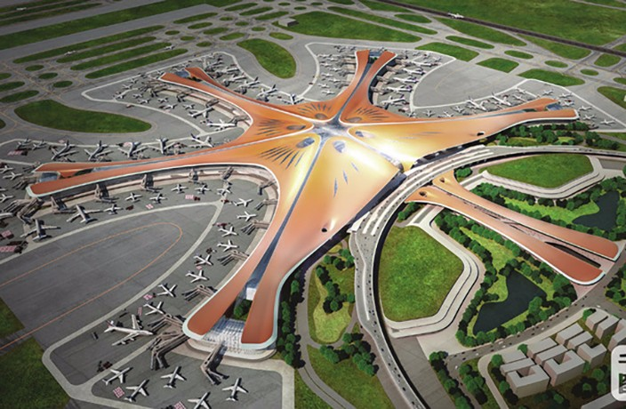 Beijing's New Airport Will be the Biggest in the World