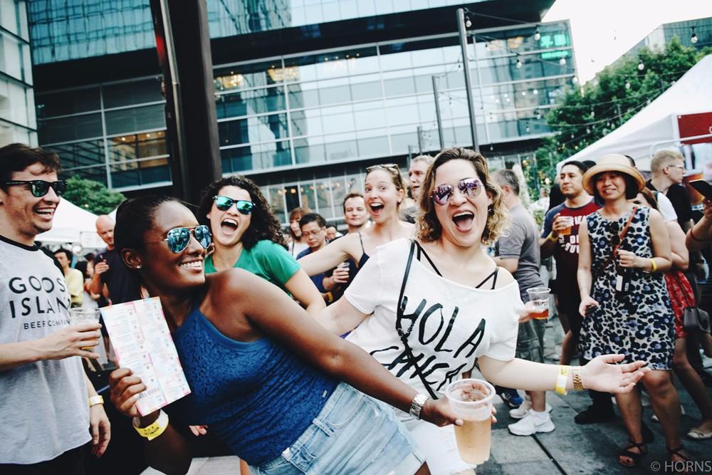 PHOTOS: Craft Beer Festival, Virtual Riot at Arkham
