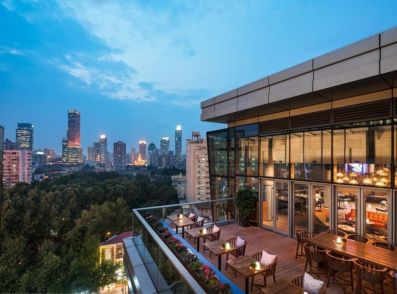 The Cut Rooftop Shanghai Nightlife That S Shanghai