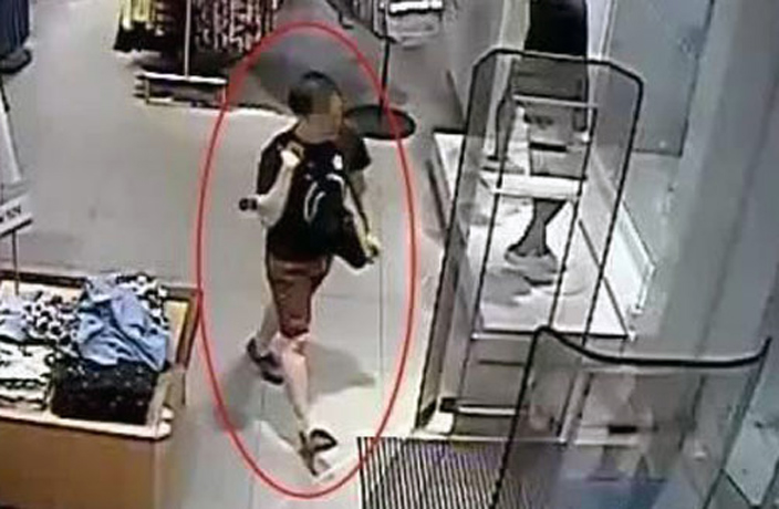 Man Arrested for Putting Camera in H&M Fitting Room in Guangdong