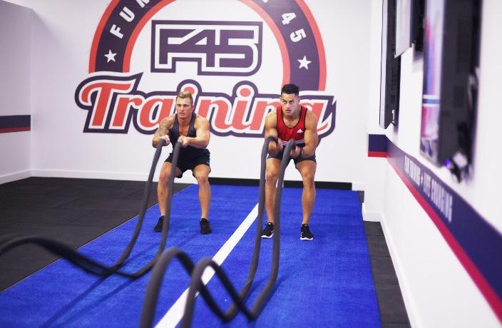 New Shanghai Gym: F45 Training