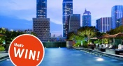 WIN! Tickets to Pool Party at The Ritz-Carlton, Shenzhen