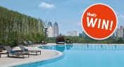 WIN! ¥499 Summer Swimming Membership from Move Shanghai