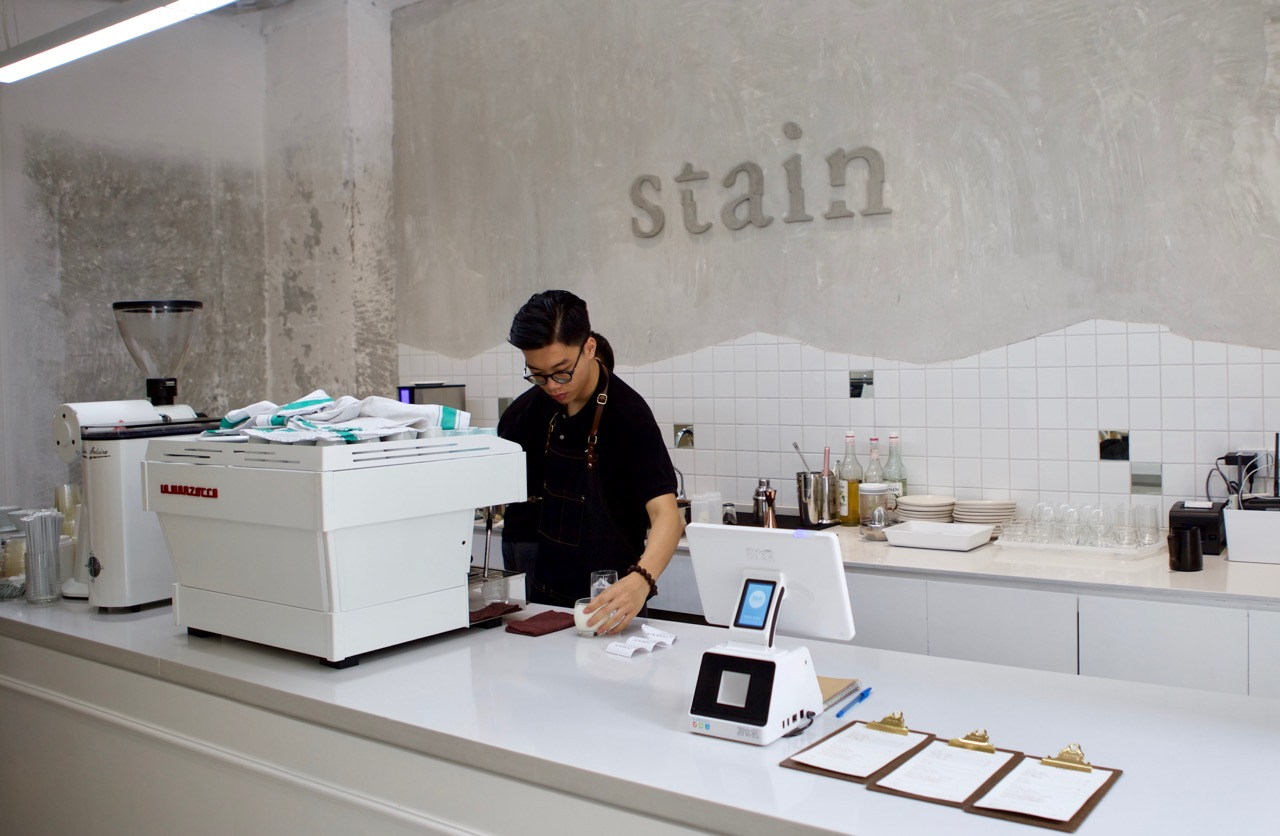 Guangzhou Cafe Review: Stain Coffee