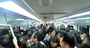 Beijingers Can Now Check Real-Time Data to See How Crowded the Subway Is