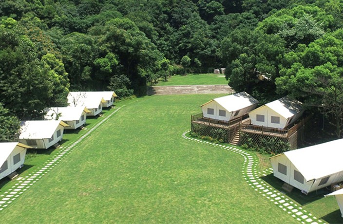 Explore the Great Outdoors with this CNY Glamping Trip