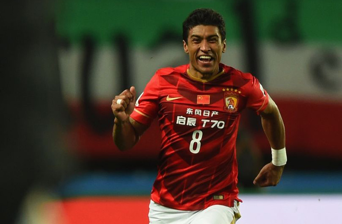 Deal Sending Evergrande's Paulinho to Barcelona '95% Done'