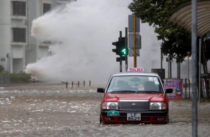 South China Braces for Yet Another Typhoon