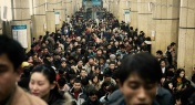 Beijing's Population Declines for First Time in 20 Years