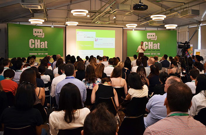 Tickets Now on Sale for WeChat Marketing Conference & Hackathon 'CHina CHat'